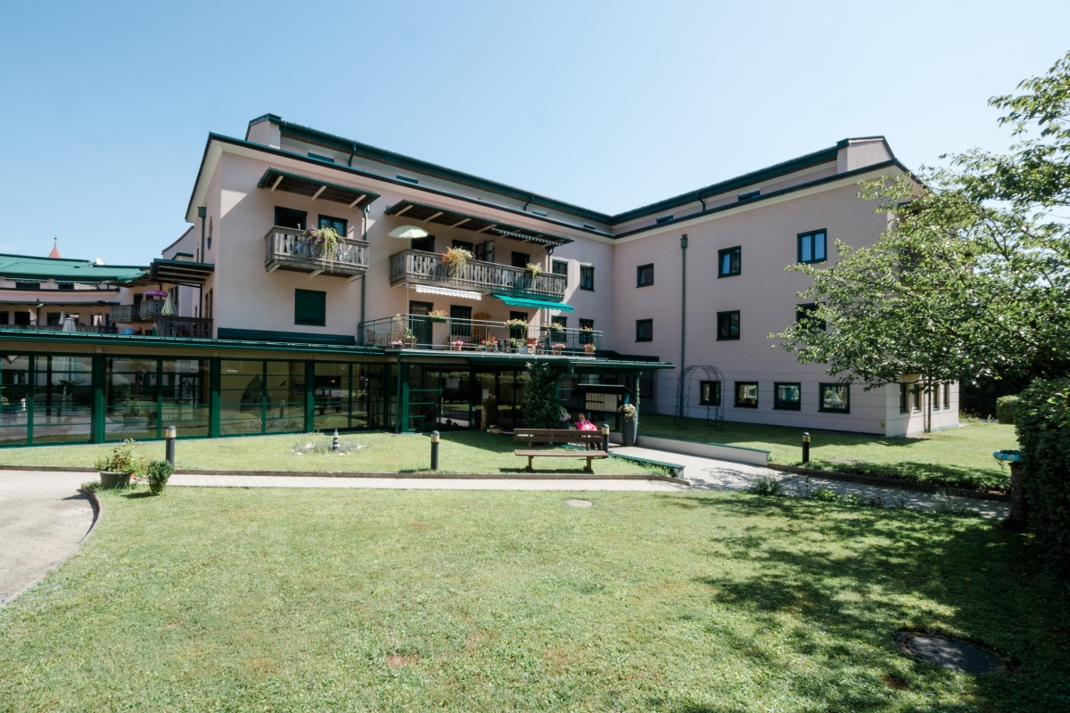 Residenz Warmbad Villach